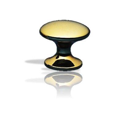 Amig bouton de meuble laiton n° 720 Ø30mm