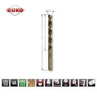 RUKO spiraalboor HSSE-Co5