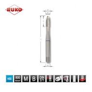 RUKO machinetap DIN371 HSS M8