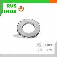 Rondelle M5 DIN125A INOX
