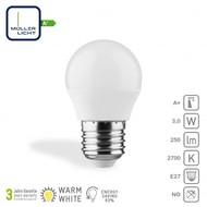Müller Licht Lampe LED E27 3W 250Lm