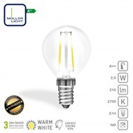 Müller Licht Lampe LED E14 2W 210Lm