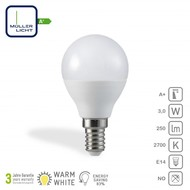 Müller Licht Lampe LED E14 3W 250Lm
