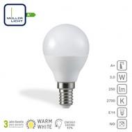 Müller Licht LED-Lamp E14 3W 250Lm