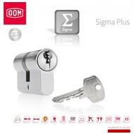 DOM veiligheidscilinder Sigma Plus