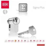 DOM halve veiligheidscilinder Sigma Plus