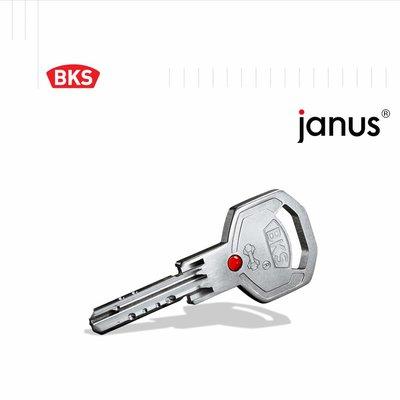 BKS cilindersleutel Janus