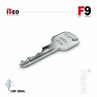 ISEO cilindersleutel F9