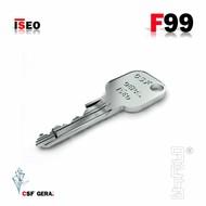 ISEO cilindersleutel F99