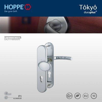 HOPPE veiligheidsbeslag Top/Kruk Tôkyô F1