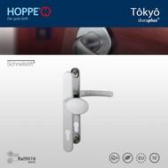 HOPPE garniture de sécurité Bouton/Clenche Tôkyô Blanc