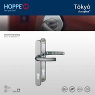 HOPPE garniture de sécurité Clenche/Clenche Tôkyô F9
