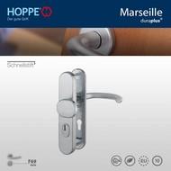 HOPPE garniture de sécurité Bouton/Clenche Marseille F69