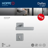 HOPPE binnendeurgarnituur Dallas [BB] F9