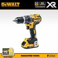 DeWALT schroef/klopboormachine 18V (2,0Ah) XR Brushless - Copy