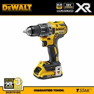 DeWALT schroef/boormachine 18V (2,0Ah) XR Brushless