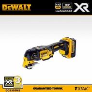 DeWALT multi-cutter 18V (4,0Ah) XR Brushless