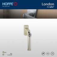 HOPPE raamkruk met cilinder London F2