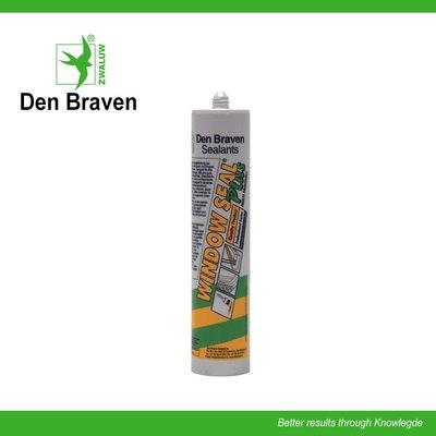 Den Braven Silicone Window Seal® Plus bruin