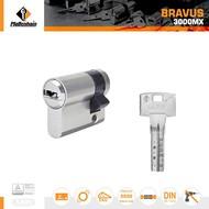 Pfaffenhain demi cylindre de sécurité BRAVUS 3000MX
