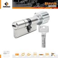 Pfaffenhain cylindre de sécurité à bouton BRAVUS 3000MX