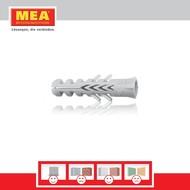 MEA pluggen F6 (100 stuks)