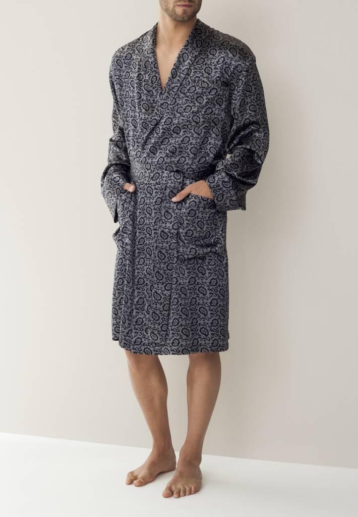 zimmerli zn 100 robe de chambre en soie piet nollet. Black Bedroom Furniture Sets. Home Design Ideas