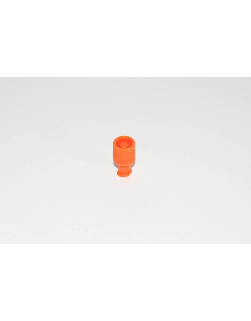 Kombiverschluss Stopfen orange