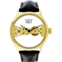 Davis Horloges Davis Stanley Watch goud 1701