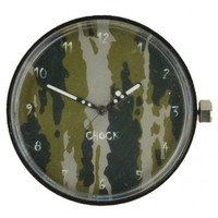 Chocktime Chock horloge Army green