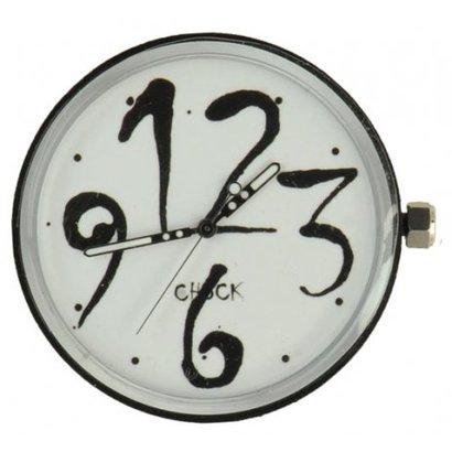 Chocktime Chock horloge Pop Numbers