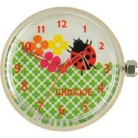 Chocktime Chockie  kinderhorloge Flower Ladybird