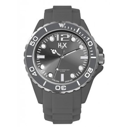 H2X H2X Reef horloge SG382UG1 unisex 42,5mm