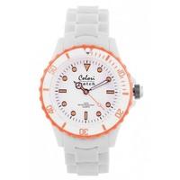 Colori Colori horloge White Summer oranje 5-COL017