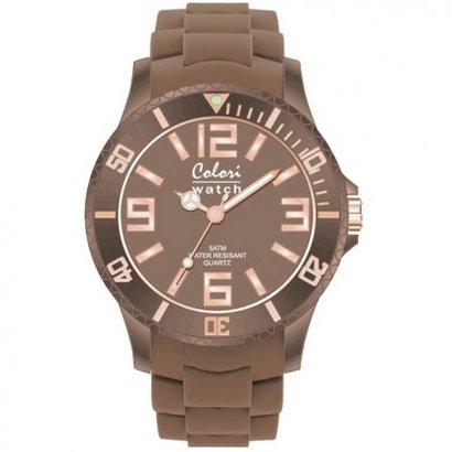 Colori Colori horloge Classic Chic 5-COL132 beige
