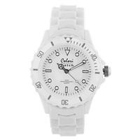 Colori Colori horloge White Summer wit 5-COL013