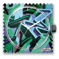 Stamps Frogman Street Art