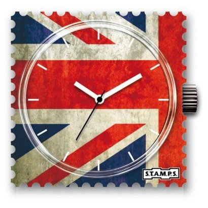 Stamps Frogman Union Jack