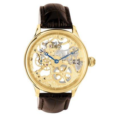 Davis Horloges Davis Scelet Watch 0895