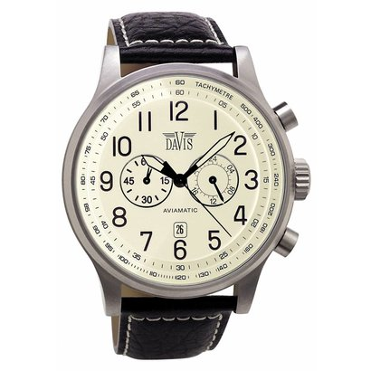 Davis Horloges Davis Aviamatic Watch 0454