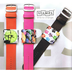 S.T.A.M.P.S. Horloges