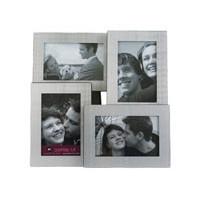 Fotolijst collectie alu matt 4 foto's