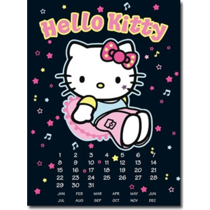 Kalender Hello Kitty 30x41cm