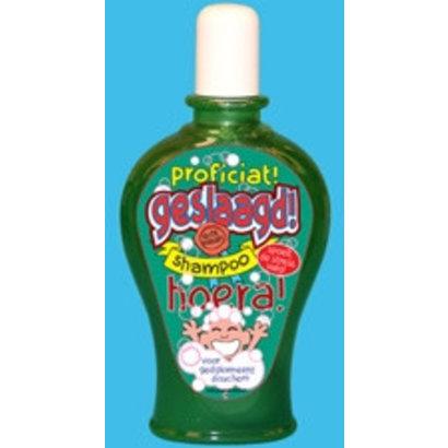 """Shampoo Proficiat geslaagd!"""""""""""