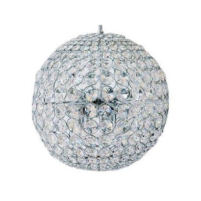 Leitmotiv Schitterende BlingBling lamp met honderden steentjes.