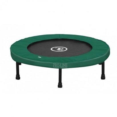 Avyna Een mini trampoline aanbevolen voor jong en oud. Uitermate geschikt voor groepstraining en thuisoefeningen.