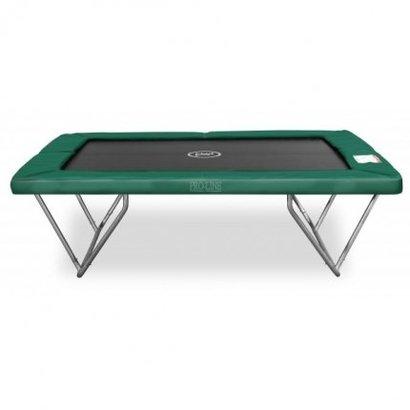Avyna Top kwaliteit trampoline, die zeer veilig is en onderhoudsvriendelijk.Formaat:300x230x93cm.