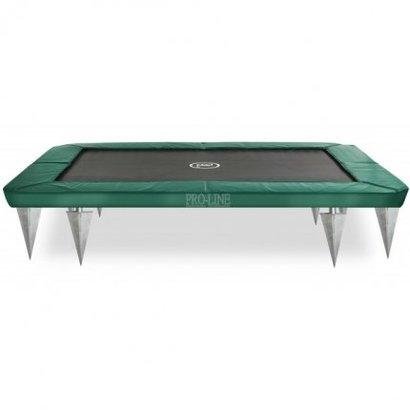 Avyna Top kwaliteit inbouw trampoline, die zeer veilig is en onderhoudsvriendelijk.Formaat:340x240x86cm.