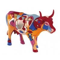 Cowparade Cowparade Medium Resin Picowsso