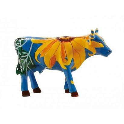 Cowparade Cowparade Small Udderly Sunflowers